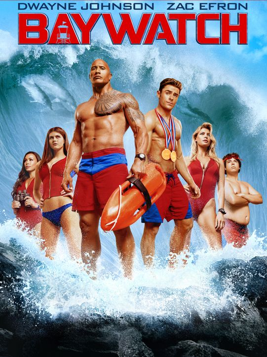 Baywatch - Artwork - Bildquelle: Frank Masi 2017 PARAMOUNT PICTURES. ALL RIGHTS RESERVED. / Frank Masi