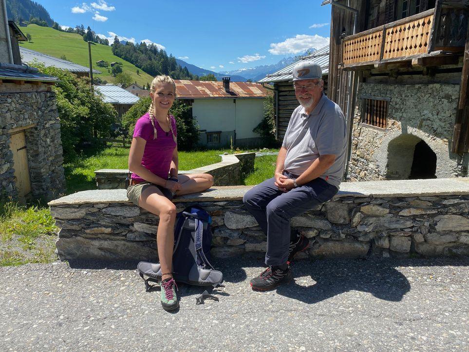 """""""landuf, landab"""" - Schweizer Sommergeschichten. Eine Entdeckungsre... - Bildquelle: SAT.1 Schweiz"""