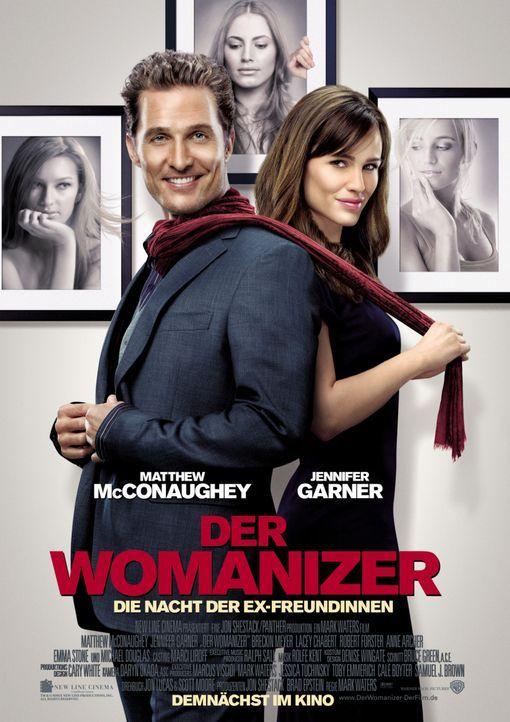 Der Womanizer - Die Nacht der Exfreundinnen ... - Bildquelle: 2008   Warner Brothers