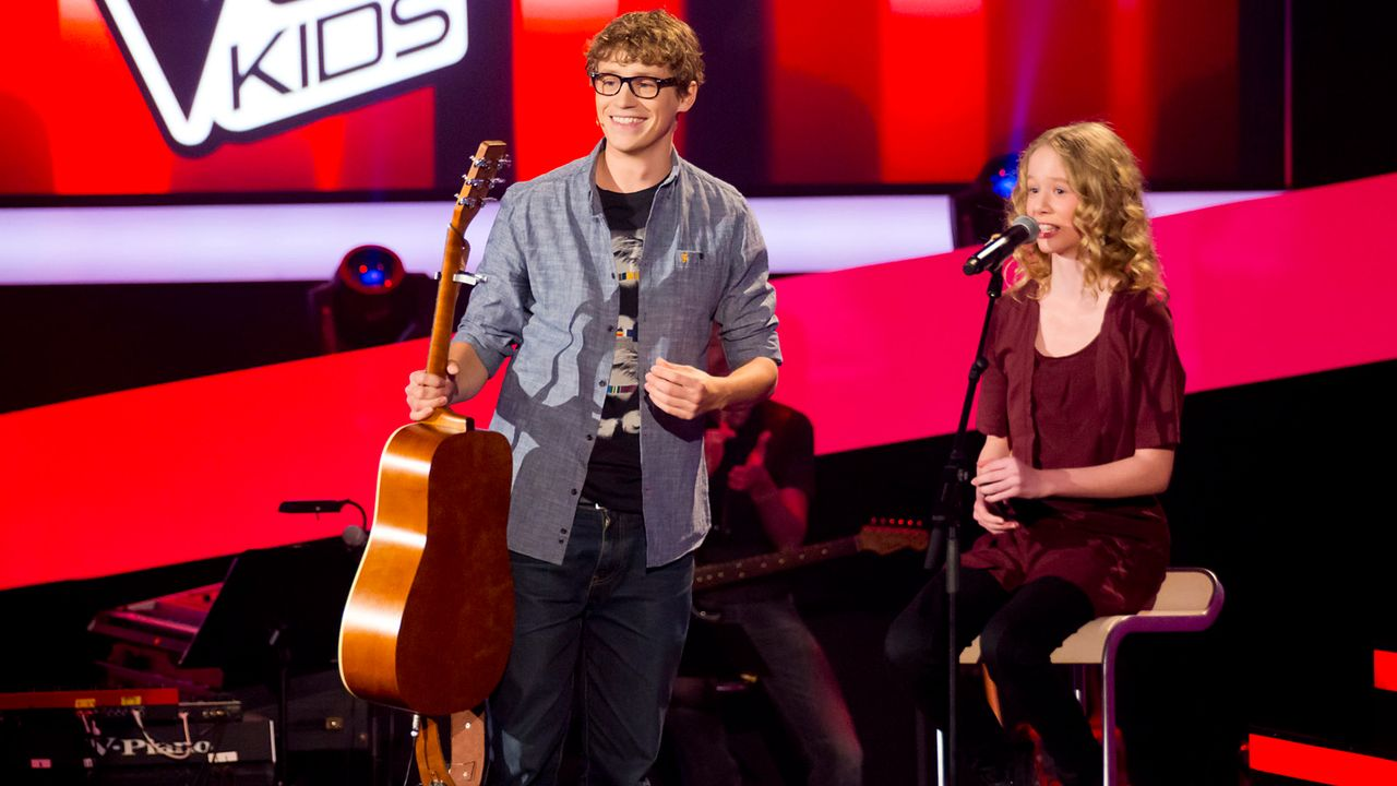 The-Voice-Kids-Nachher-Hannah-02-Richard-Huebner - Bildquelle: SAT.1/Richard Hübner