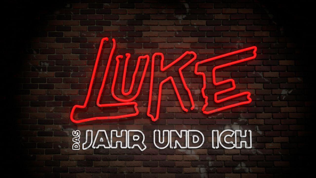 LUKE! Das Jahr und ich - Der Comedy-Jahresrückblick - Logo - Bildquelle: SAT.1