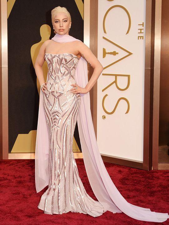 Lady-Gaga-14-03-02-getty-AFP - Bildquelle: getty-AFP