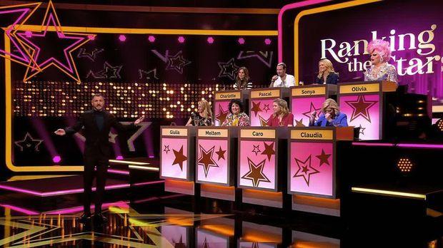 Ranking The Stars - Ranking The Stars - Ranking The Stars: Folge 3