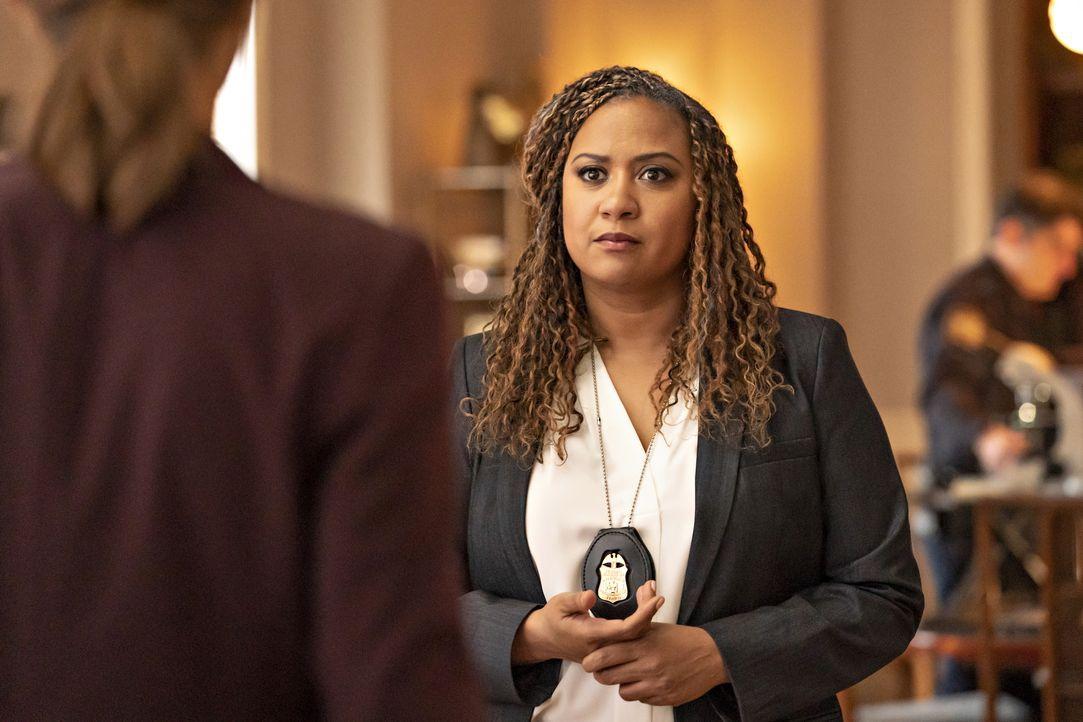 Agent Cutter (Tracie Thoms) - Bildquelle: Barbara Nitke 2020 NBCUniversal Media, LLC / Barbara Nitke