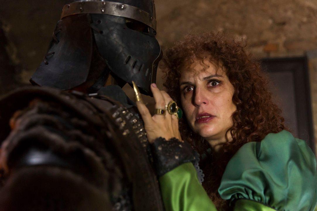 Die Ketzerbraut: Elena Uhlig als Walpurga von Gigging - Bildquelle: SAT.1