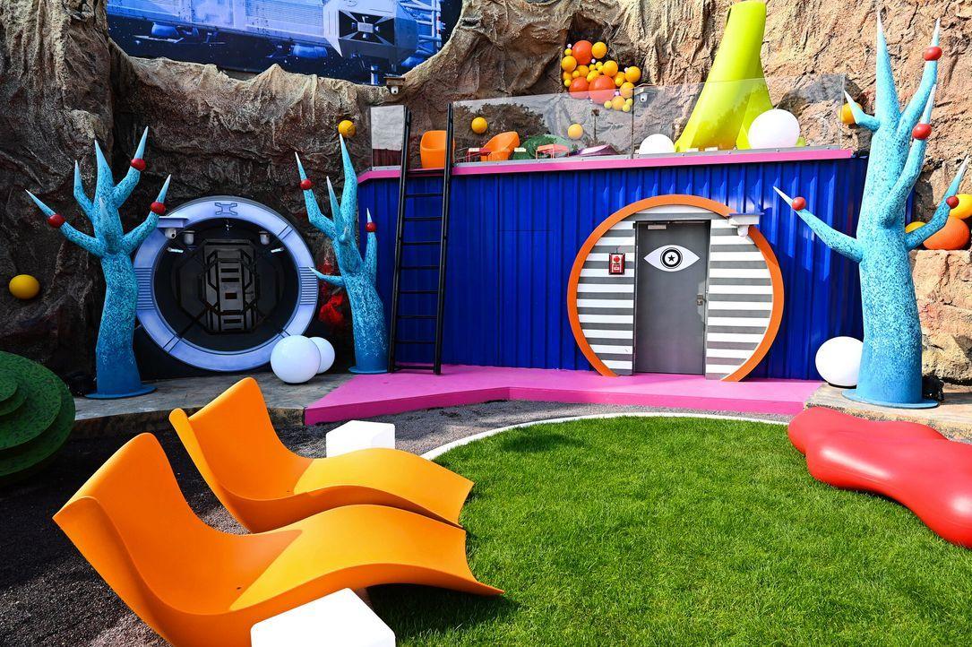 Promi Big Brother 2021 - Die ersten Fotos der Bereiche - 2272802 - Bildquelle: SAT.1/Willi Weber